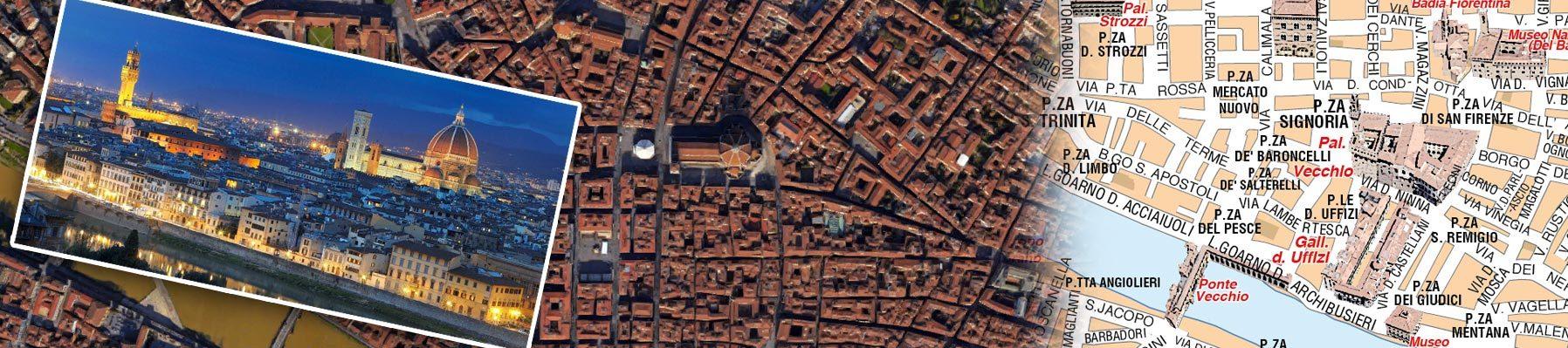 Cartina Di Firenze Centro Da Stampare.Mappa Di Firenze Cartografia Per La Stampa Professionale