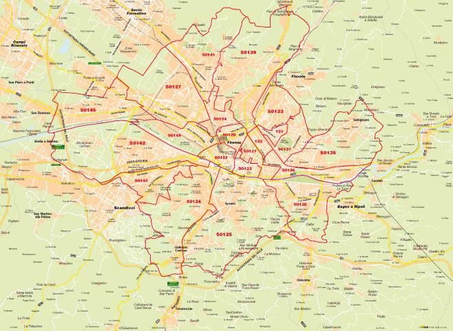 Mappa Firenze Pdf
